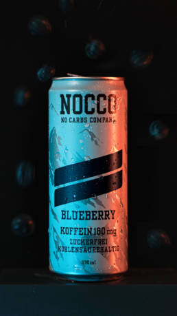 Nocco Blueberry Product Photo